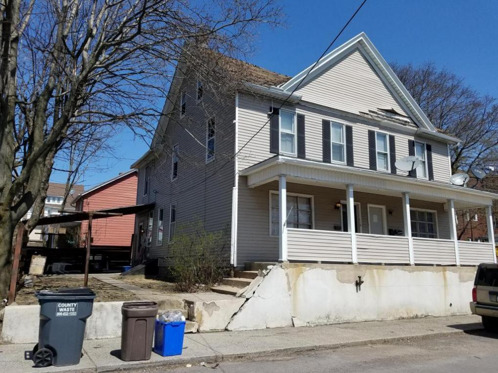 117 W 2nd Street, Hazleton, PA 18201