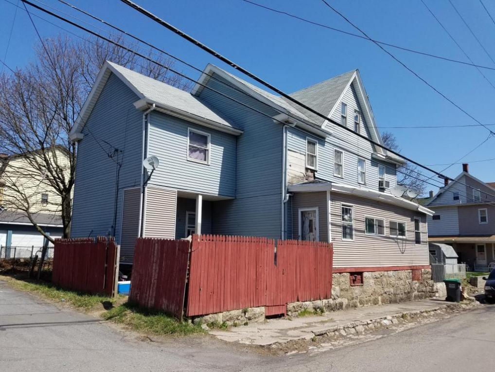 317 W 1st Street, Hazleton, PA 18201