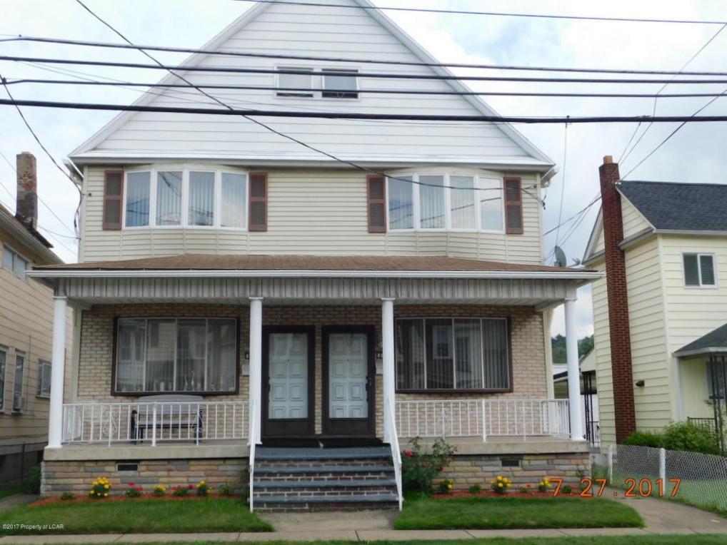 821 Scott St, Wilkes Barre, PA 18705