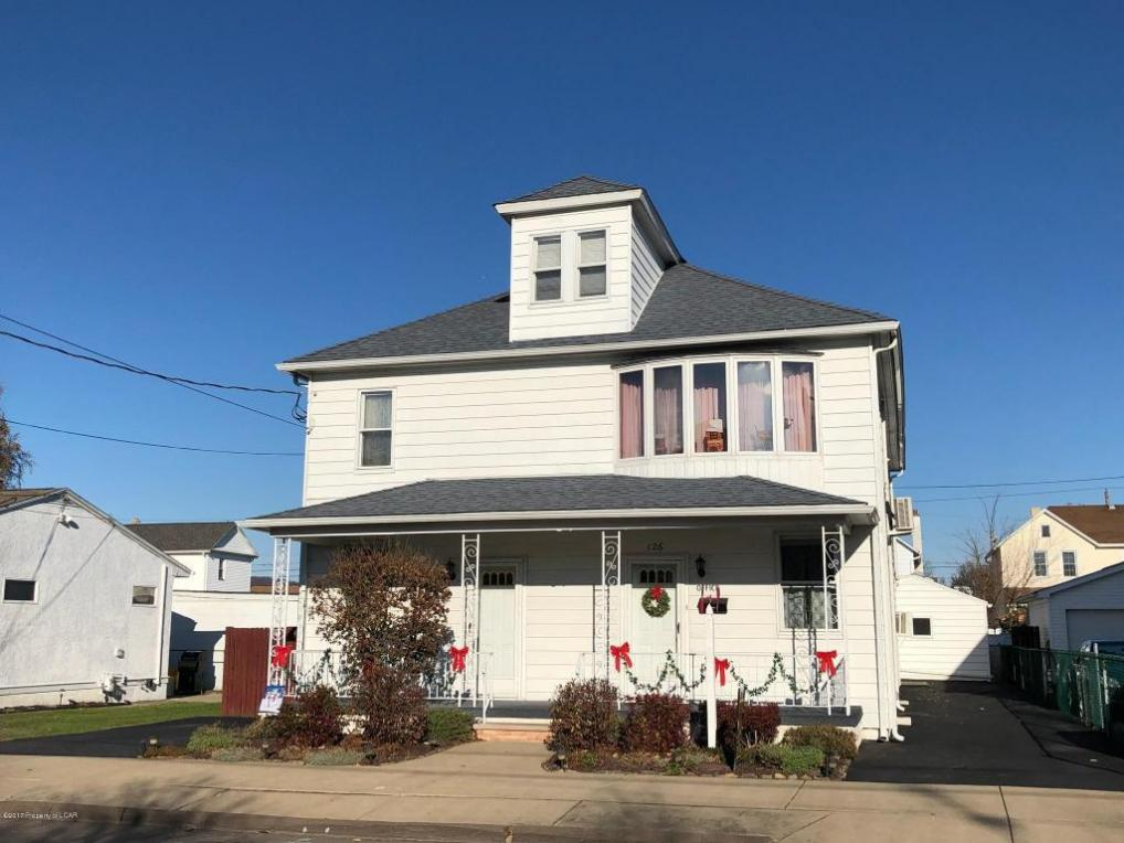 126 2nd St., Wyoming, PA 18644