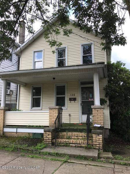 126 W Broad St, Nanticoke, PA 18634