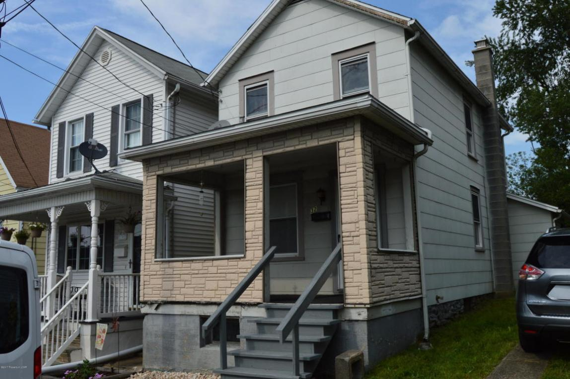 32 Thompson St, Wilkes Barre, PA 18702