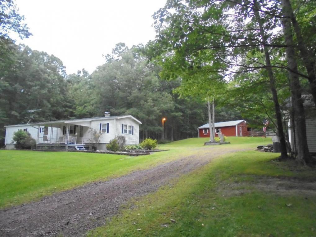 3424 Buck Mountain Rd, Weatherly, PA 18255