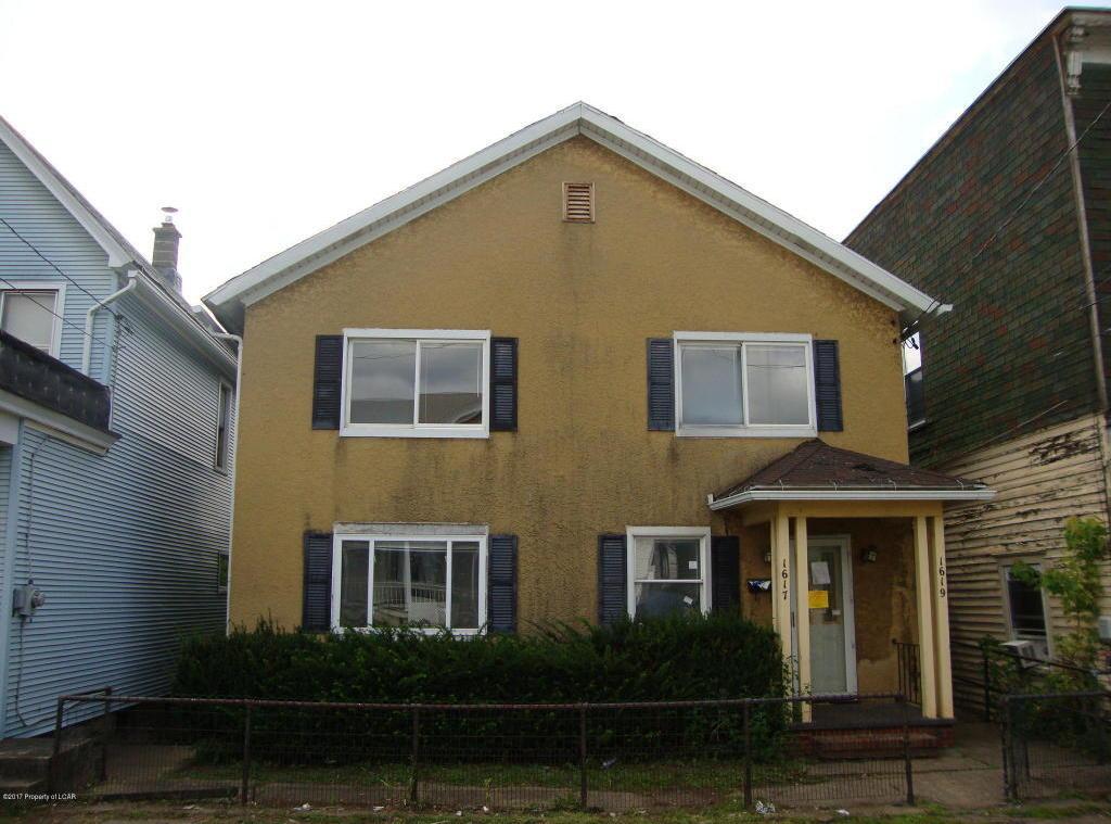 1617-1619 Jackson St, Scranton, PA 18504