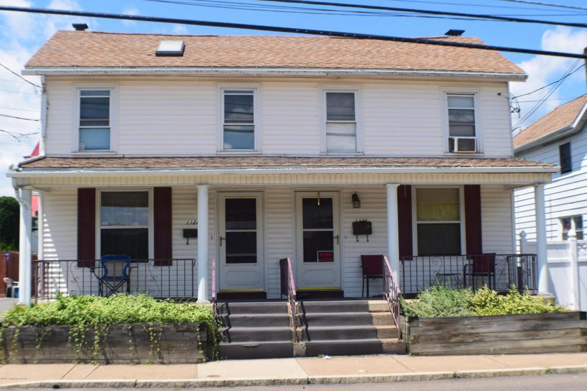 1124-1126 Scott St., Wilkes Barre, PA 18705
