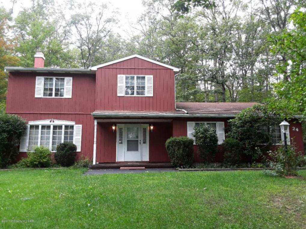 24 Colonels Ridge Road, Mountain Top, PA 18707