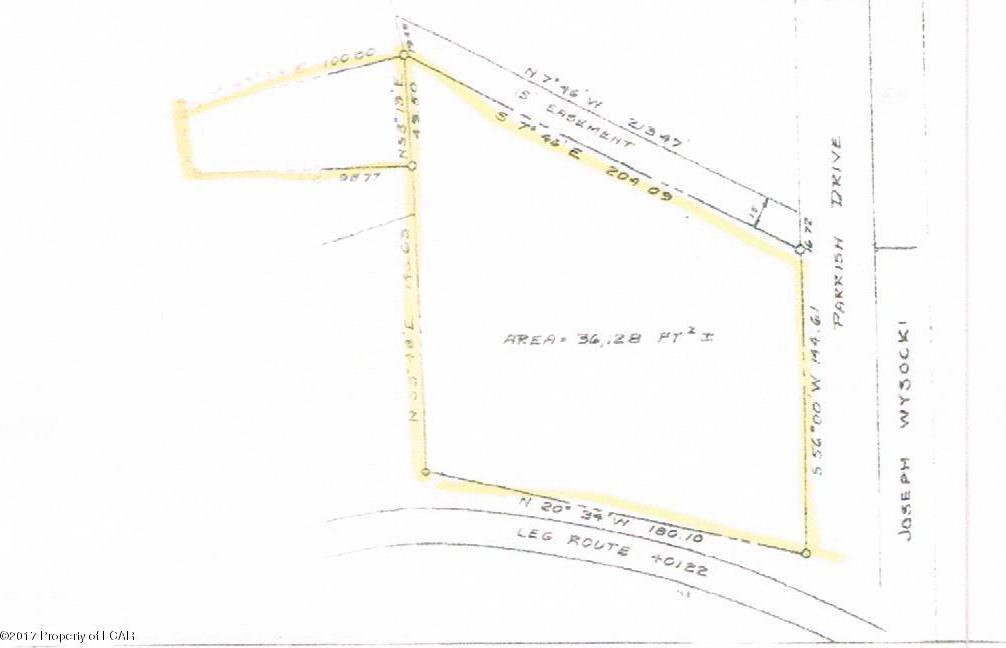 RR3 Box 42 8th Street, Wyoming, PA 18644
