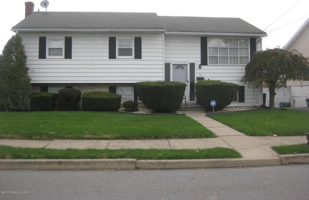 42 Crescent Ave, Wilkes Barre, PA 18702