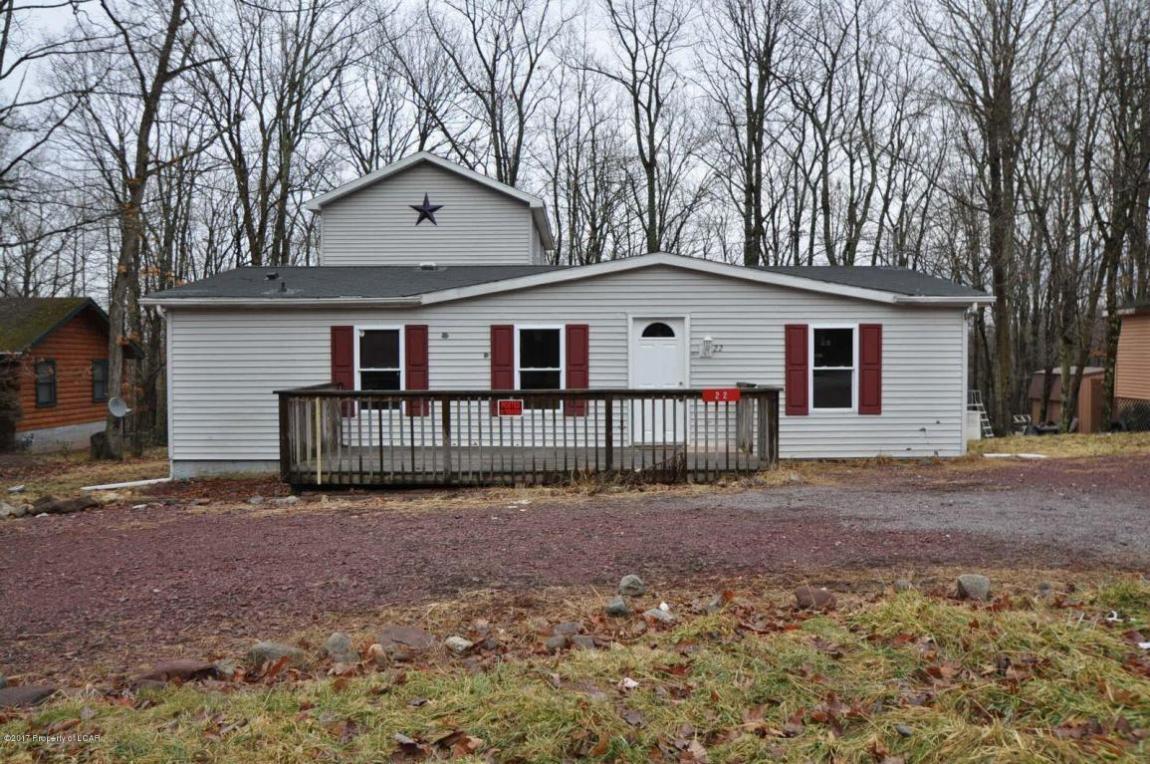 22 Gail Drive, White Haven, PA 18661