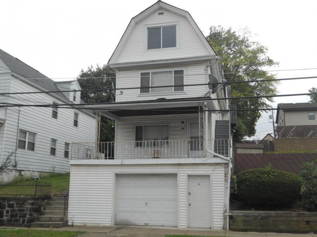 34 S Hancock St, Wilkes Barre, PA 18702