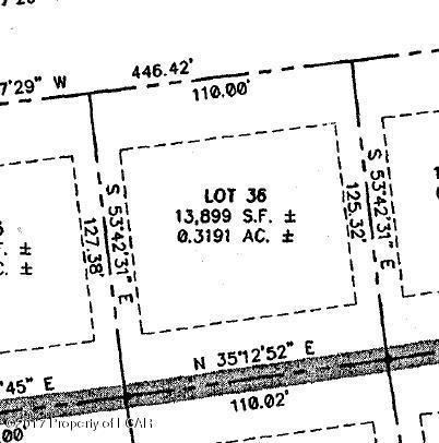 Lot #36 Ivy Ln, Dupont, PA 18641