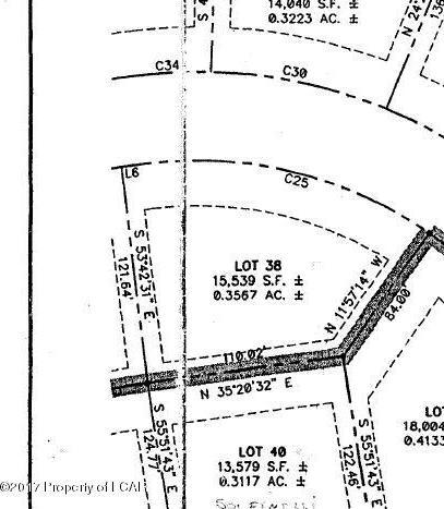 Lot #38 Ivy Ln, Dupont, PA 18641