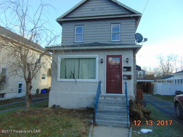 51 Lackawanna Ave, Swoyersville, PA 18704