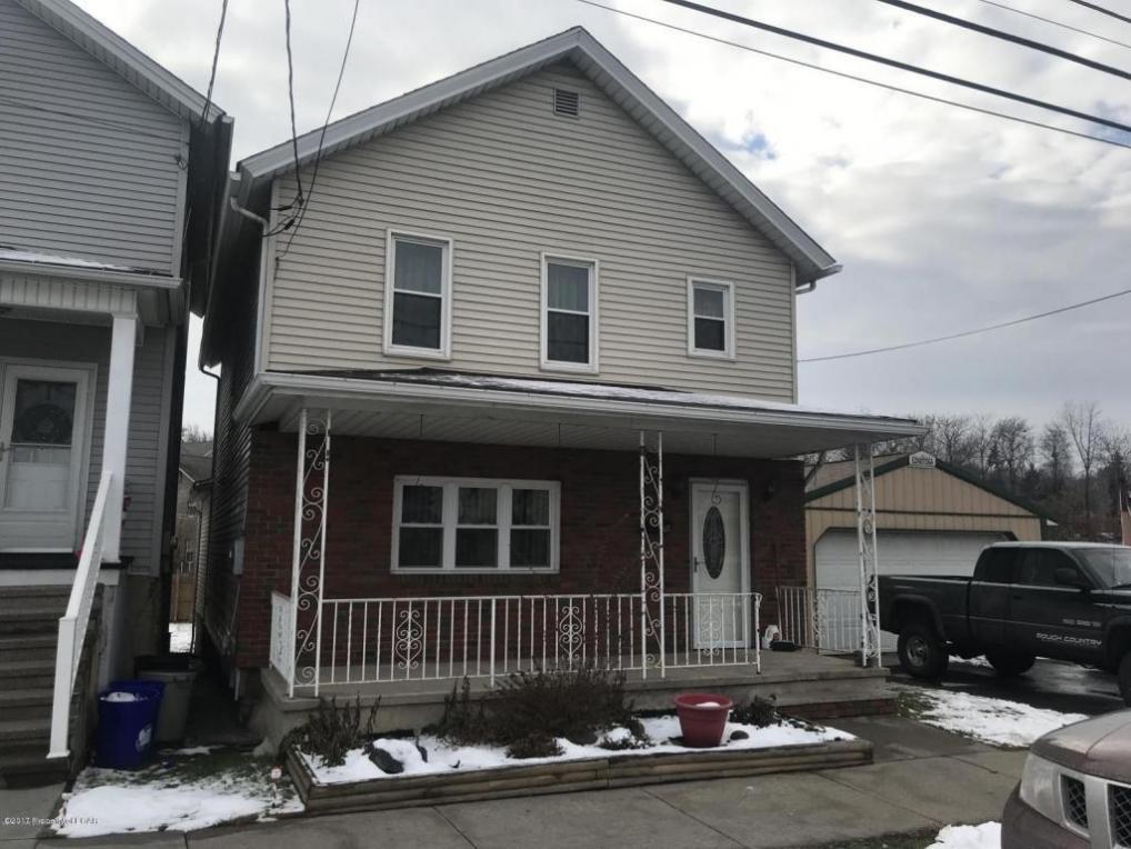 415 Luzerne St, Scranton, PA 18505