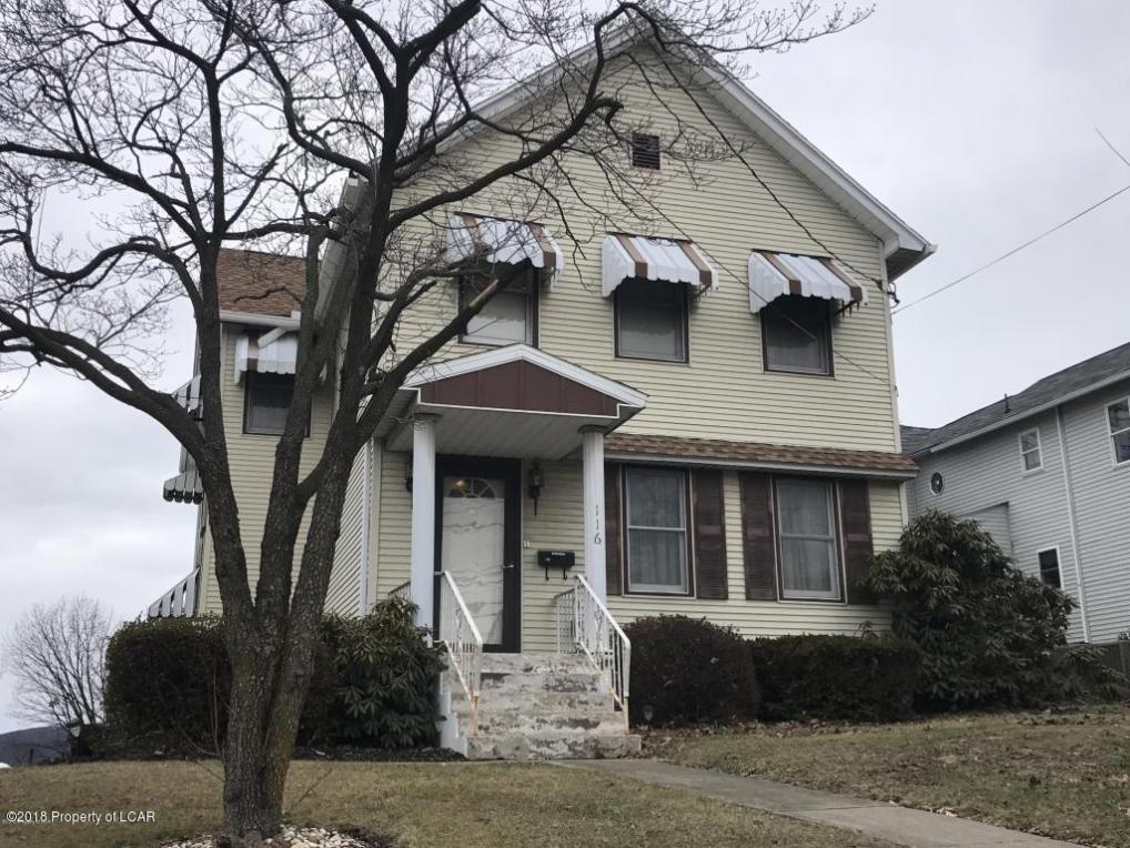 116 N Main St, Plains, PA 18705