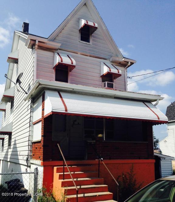 838 N James St, Hazleton, PA 18201