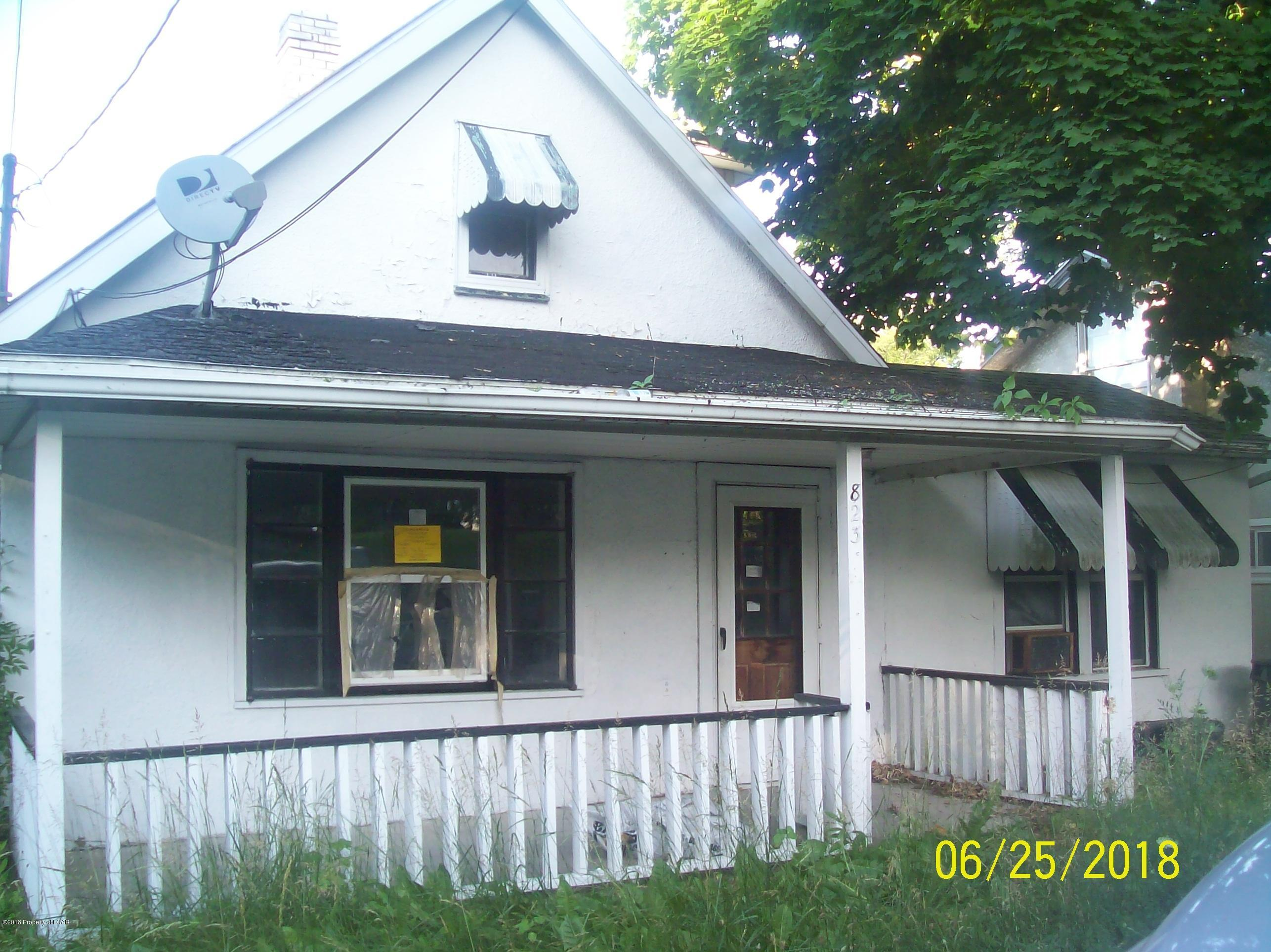 823 Raines St, Scranton, PA 18509