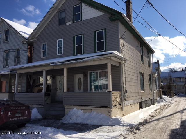 126 E Maple St, Hazleton, PA 18201