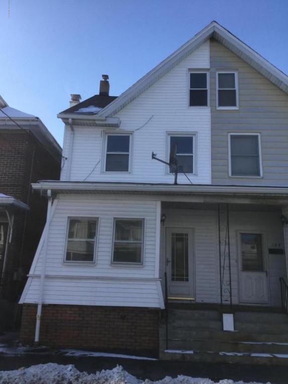 126 S Vine Street, Hazleton, PA 18201