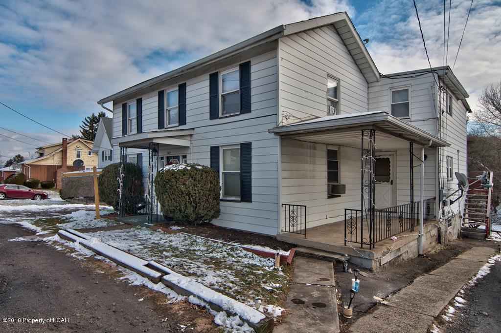 329 N Main St, Wilkes Barre, PA 18705