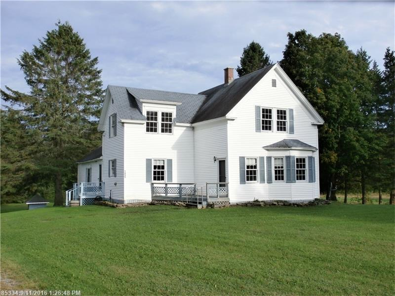 1055 Westmanland Road, Westmanland, Maine 04783