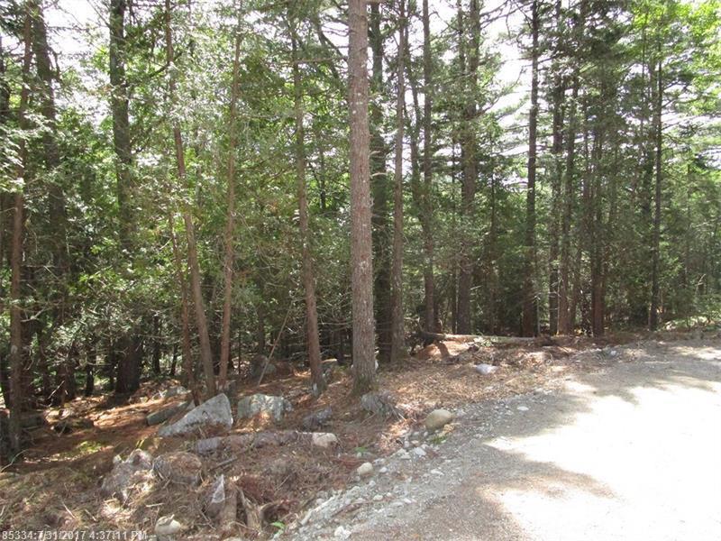 3 Echo Woods Road, Mount Desert, Maine 04660