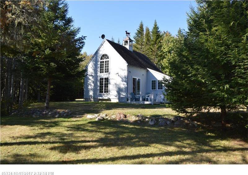 134 Redding Road, Gouldsboro, Maine 04607