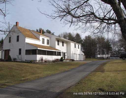 427 Old Belgrade Road, Augusta, Maine 04330