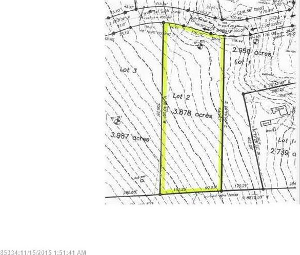 Lot 2 Oakley Lane, Embden, Maine 04958