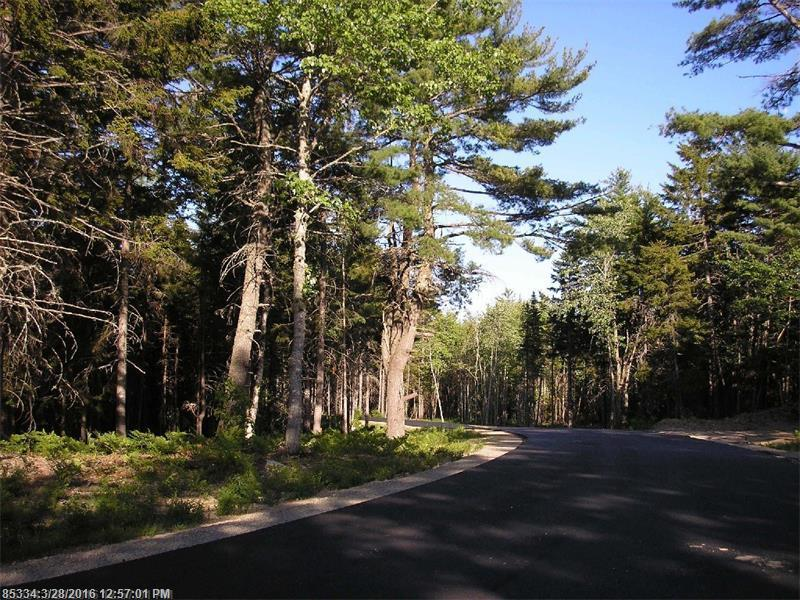 0 White Deer Circle 7, Bar Harbor, Maine 04609