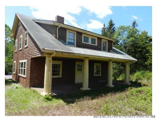 15 North Road, Sutton Island, Cranberry Isles, Maine 04625
