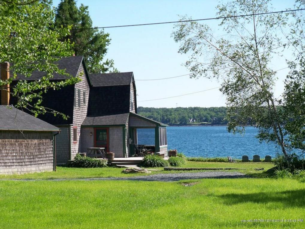 50 Loon Lane, Sedgwick, Maine 04673