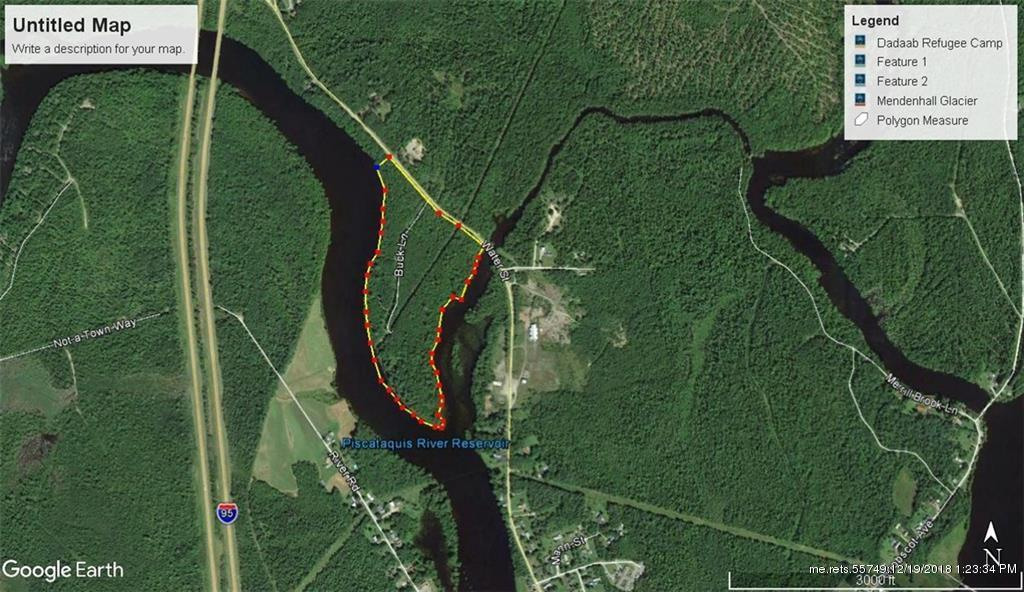 Lot 5 North Howland Road, Howland, Maine 04448