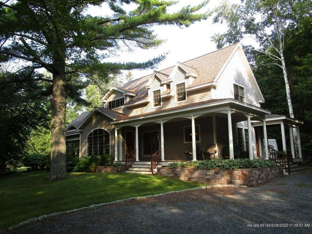5 Fernald Point Road, Southwest Harbor, Maine 04679
