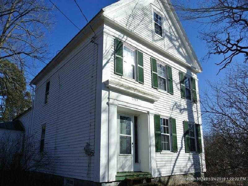 346 Ohio Hill Road, Fairfield, Maine 04937