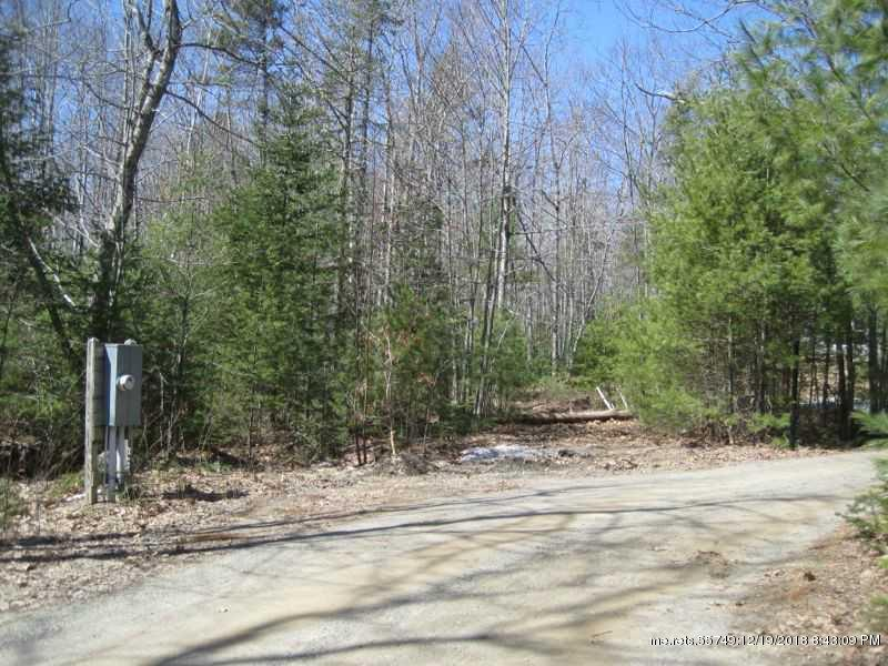 Lot 8 White Oak Ridge Road, Damariscotta, Maine 04543