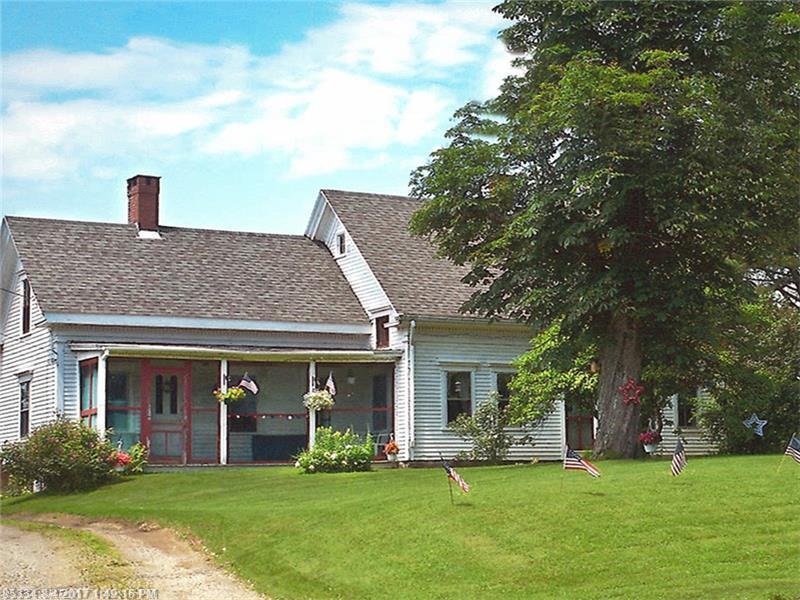 1875 Bristol Road, Bristol, Maine 04539
