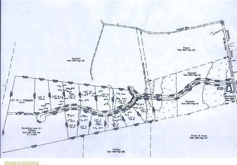 0 Forest Ridge Subdivision, Lot 1p, Ellsworth, Maine 04605