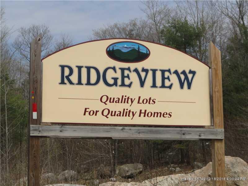 Lot 1 Ridgeview Rd, Harrison, Maine 04040