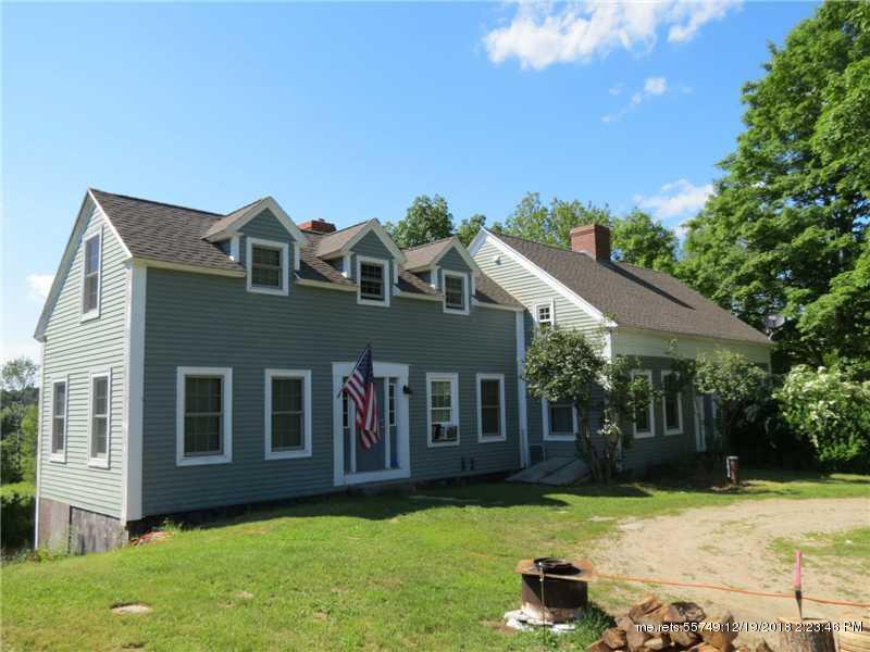 338 Route 194 St, Whitefield, Maine 04353