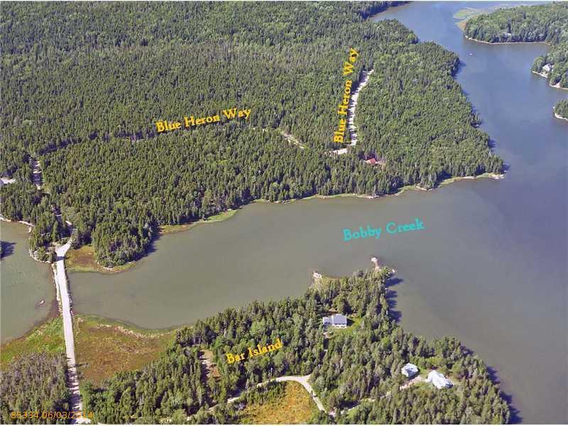 Lot 1 Blue Heron Way, Milbridge, Maine 04658