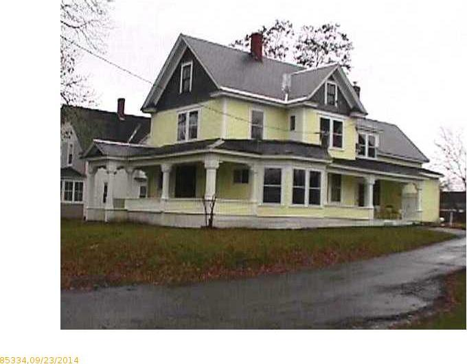 15 Clinton Street, Milo, Maine 04463
