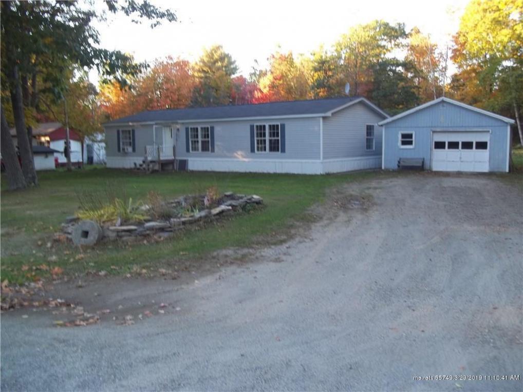 48 South Belfast Road, Windsor, Maine 04363