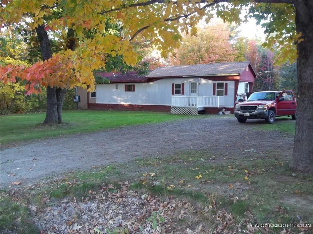 40 South Belfast Road, Windsor, Maine 04363