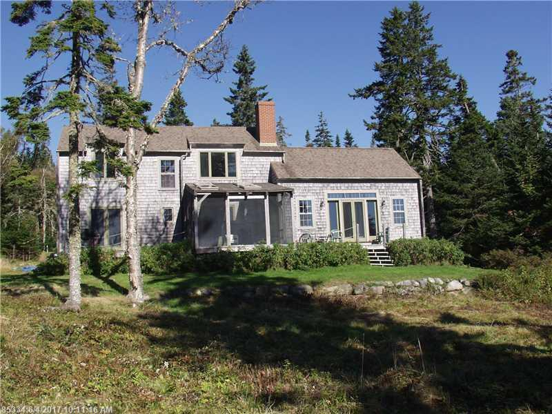 525 Johnson Cove Road, Roque Bluffs, Maine 04654