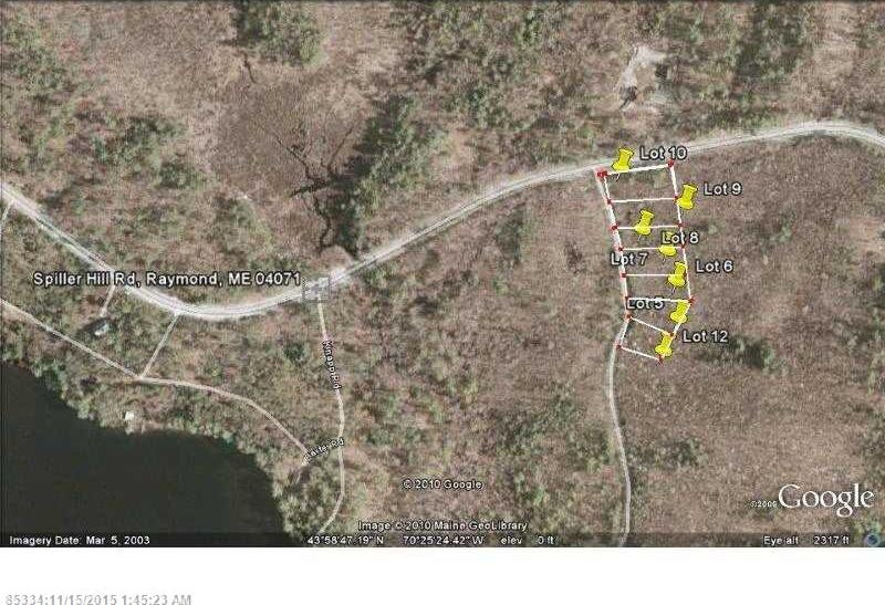 Lot 8 Spring Valley Road, Raymond, Maine 04071
