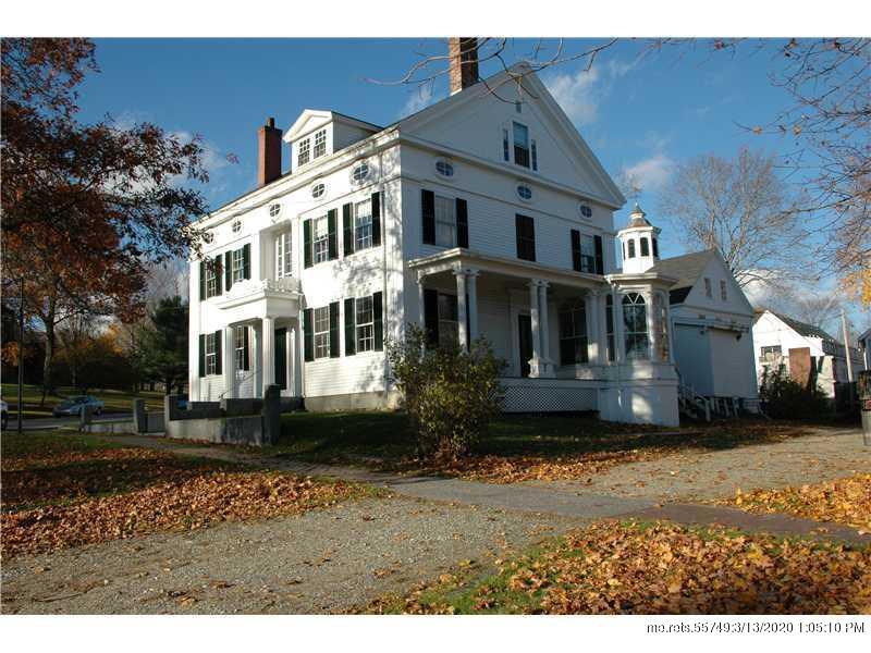 211 Main Street, Wiscasset, Maine 04578