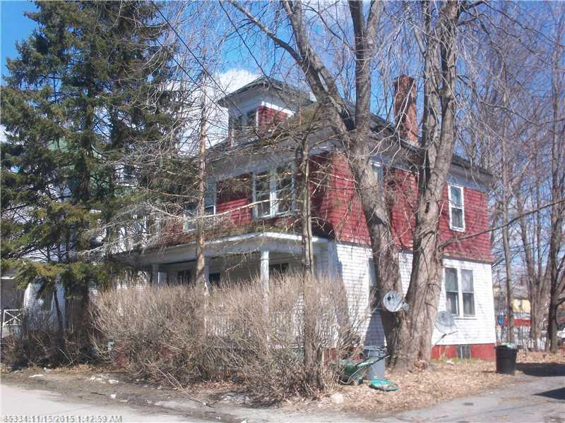 9 Belmont Avenue, Waterville, Maine 04901