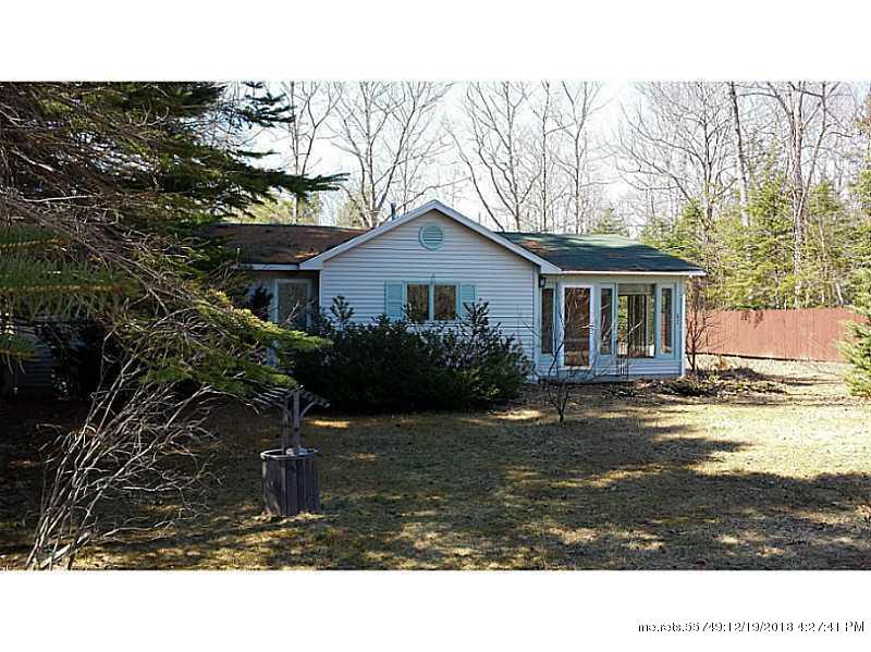 62 Moose Hill Road, Osborn, Maine 04605