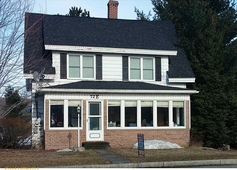 72 East Main Street, Fort Kent, Maine 04743